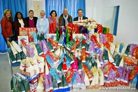 Christmas Gifts Appeal