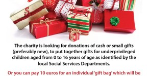 2015 gift appeal poster
