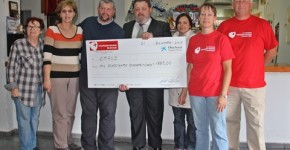 Donation to Emaus, Estepona